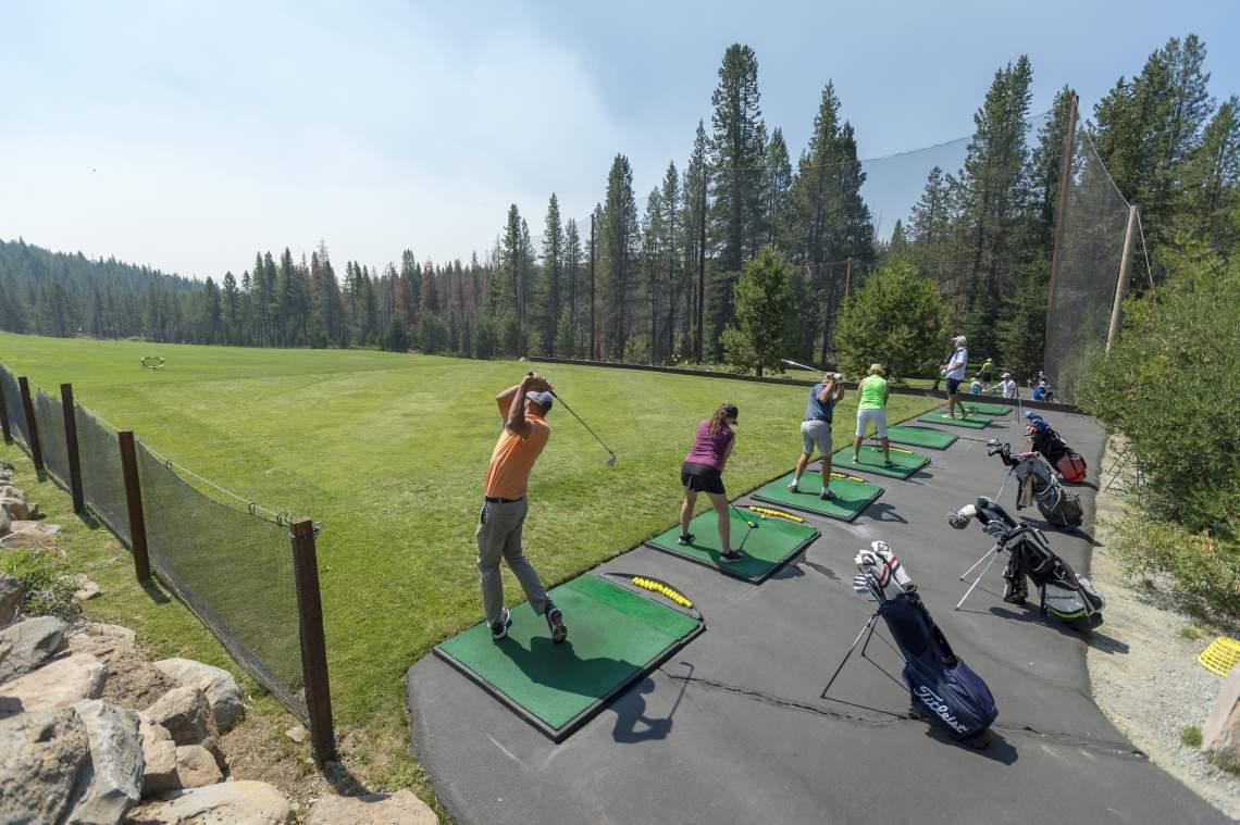 Tahoe Donner Association Golf Course