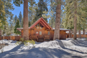 NEW LISTING – WONDERFUL WEST SHORE FAMILY HOME IN TAHOE CITY WITH PRIVATE HOA BEACH