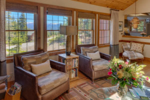 NEW LISTING – SOARING VIEWS OF THE CARSON RANGE AT TAHOE DONNER