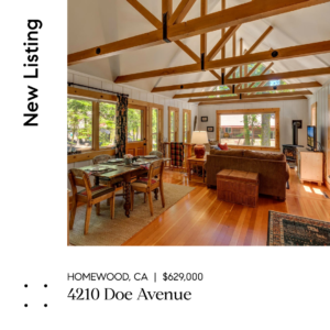 NEW LISTING – WEST SHORE GEM WITHIN WALKING DISTANCE TO HOA BEACH
