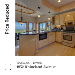 PRICE REDUCED BY $51K – VAULTED CEILINGS WITH ABUNDANCE OF NATURAL LIGHT
