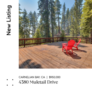 NEW LISTING – PRIVACY WITH GLORIOUS WOODED VIEWS ON THE NORTH SHORE