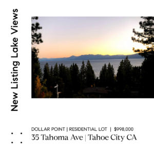 NEW LISTING  |  Build your Dream Home in Dollar Point