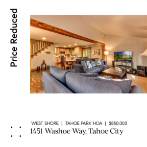 PRICE REDUCTION |  Dreamy Remodeled West Shore Home with HOA Perks