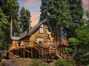 615 Old County Road, Carnelian Bay CA